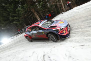 WRC – Hyundai Motorsport is targeting victory in Rally Sweden