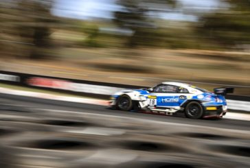 KCMG qualifies strong fourth for 2020 Bathurst 12 Hour