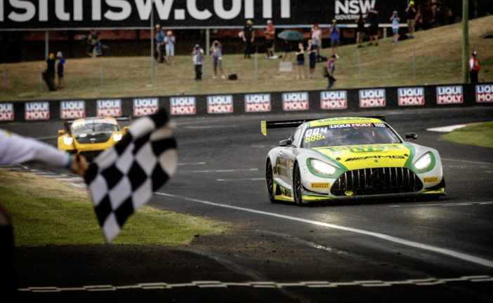 Mercedes-AMG claims third place at Bathurst and leads the 2020 IGTC manufacturers' standings
