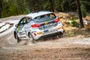 FIA Junior WRC – Tom Kristensson lead rallye Sweden after 2 days