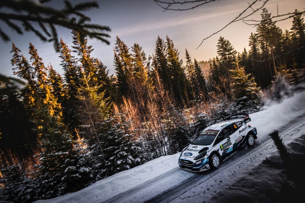 WRC - Lappi within grasp