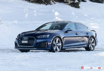 Essai – Audi RS5 Sportback