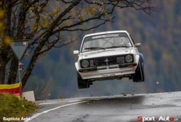 Rallye VHC : Christian Blanchard reviendra encore plus fort