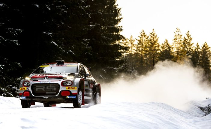 Second successive WRC2 win for the C3 R5