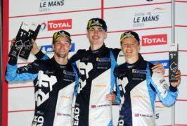 Asian Le Mans Series – Victoire en LMP3 pour David Droux