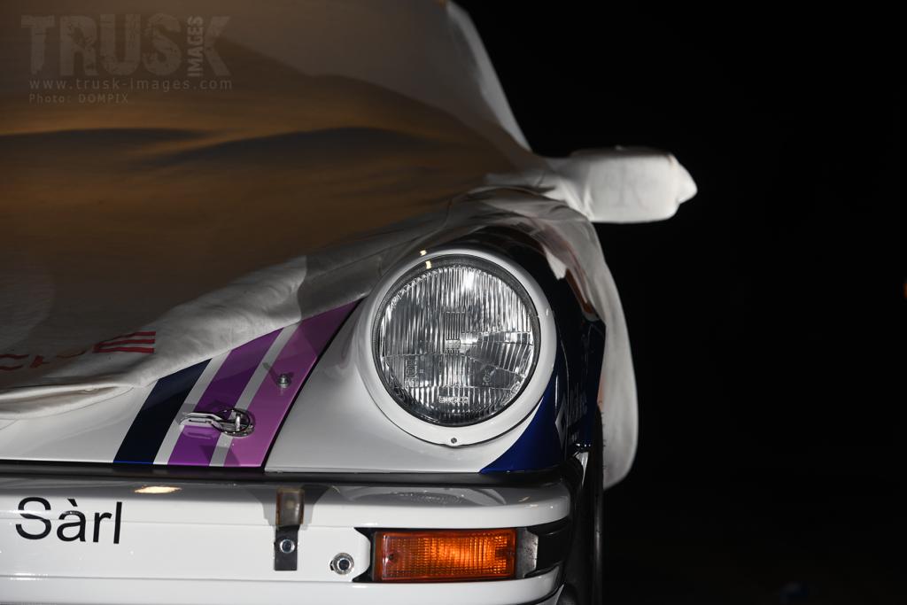 VHC - Des couleurs historiques pour la Porsche 911 de Guy Trolliet