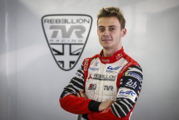 FIA WEC – Louis Delétraz s'engage avec Rebellion Racing pour les 24 Heures du Mans