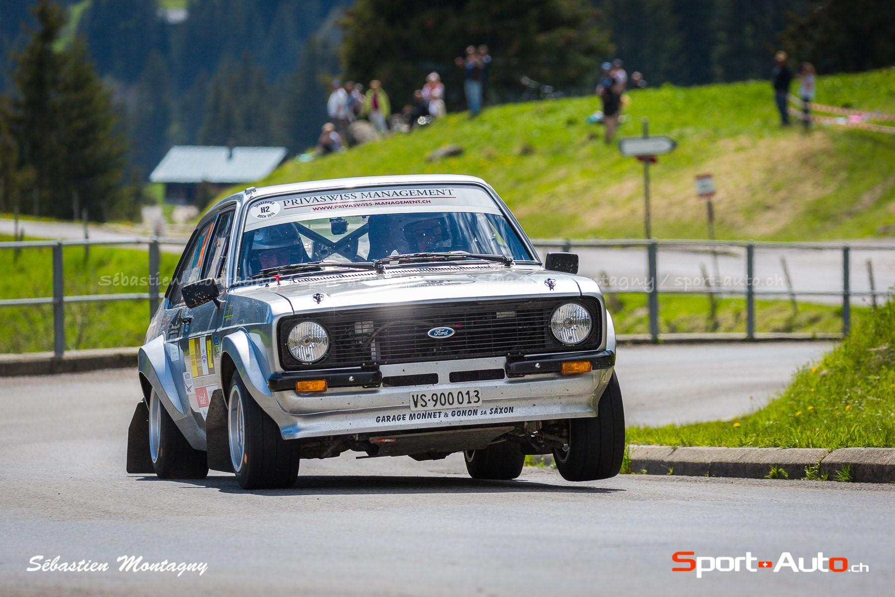 Rallye VHC : Quelques apparitions de Florian Gonon en 2020