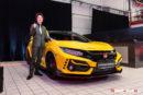 Rencontre avec la Honda Civic Type R 2020