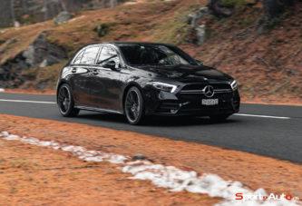 Essai – Mercedes-AMG A35