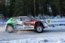 WRC 2 – Rally Sweden: Škoda privateer Emil Lindholm leads WRC3 – Oliver Solberg with good Škoda debut