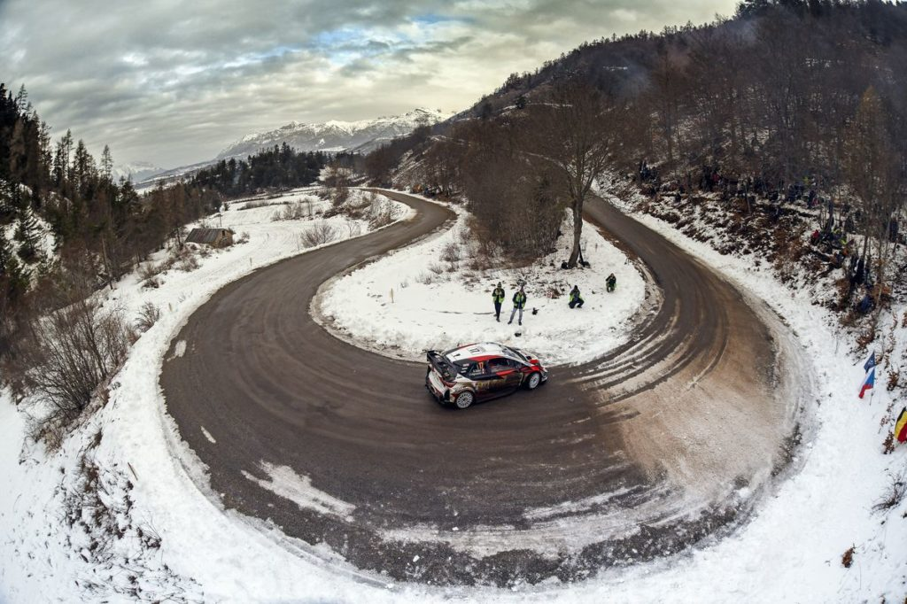 WRC - Toyota Gazoo Racing targets a third Sweden triumph