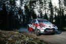 WRC – Evans leads a strong start for Toyota Gazoo Racing