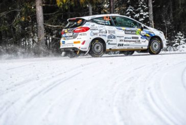 FIA WRC Junior – Tom Kristensson lead after day 1