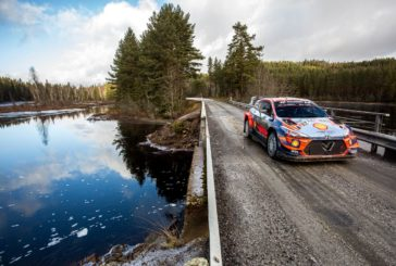 WRC – Hyundai Motorsport has strengthened its grip on a provisional podium in Rally Sweden