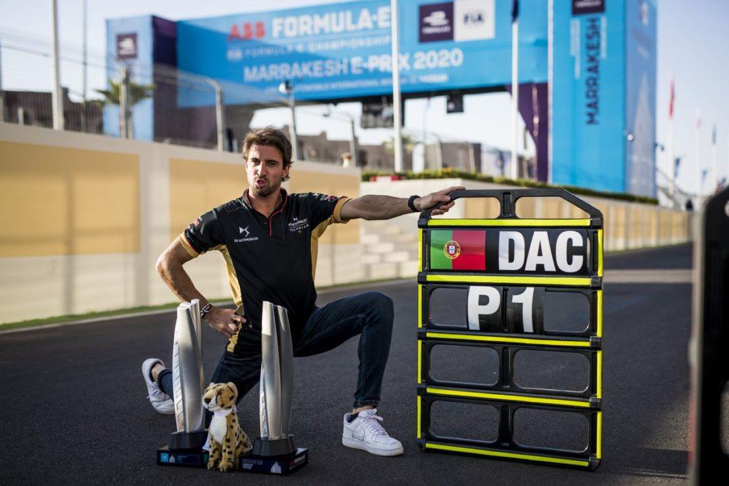 FIA Formule E - Da Costa victorieux. Les Suisses Buemi (4 e) et Mortara (5e) bien placés.