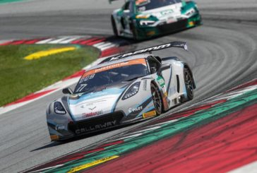 ADAC GT Masters – Callaway Competition: Challenging for title with new driver pairing