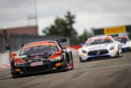 Aust Motorsport weiterhin mit zwei Audi R8 LMS