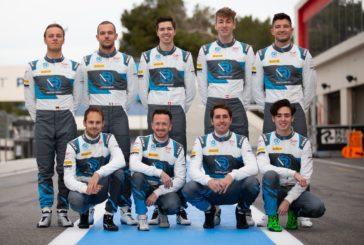 R-Motorsport 2020 mit globalem Engagement in vier Top-Serien des GT-Rennsports – R-Motorsport als Teil des R-Universums positioniert