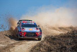Platz zwei für Ott Tänak und Hyundai bei verkürzter Rallye Mexiko