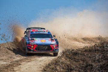 WRC – Ott Tänak picked up his second runner-up result in a row
