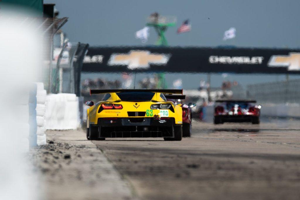FIA WEC - Les 1000 miles de Sebring annulés