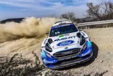 WRC – Suninen secures Mexico podium