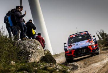 Hyundai Motorsport prepares for WRC gravel outings at Rally Serras de Fafe