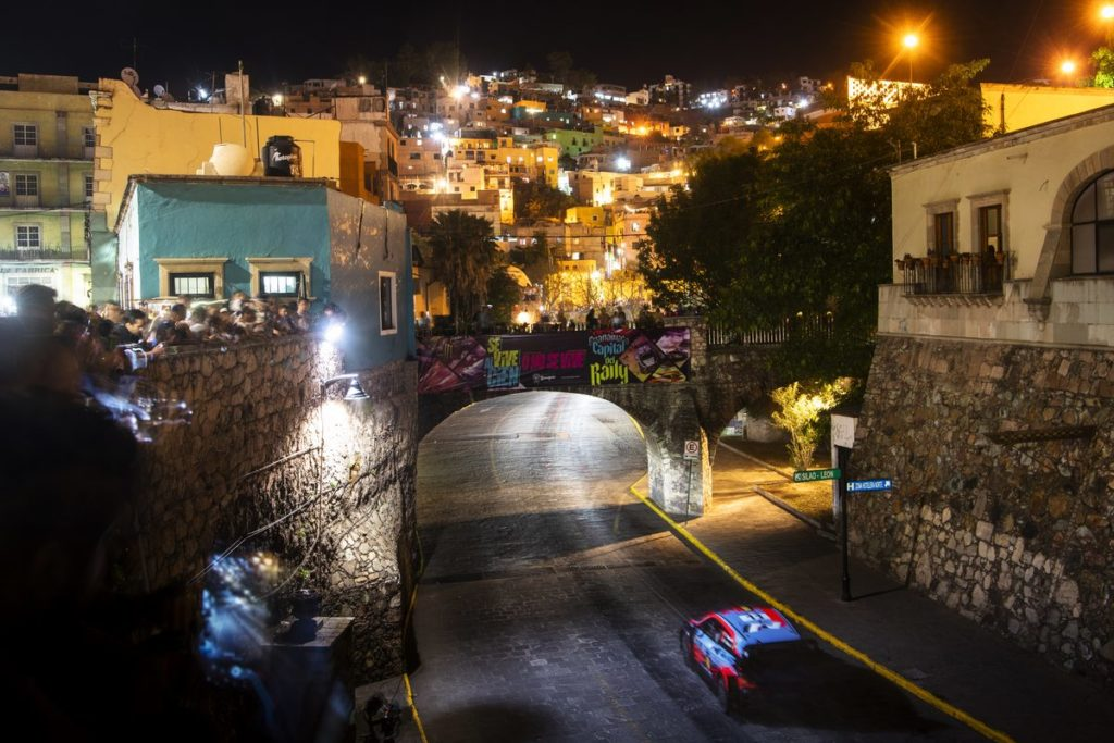 WRC - Le Rallye d'Argentine reporté