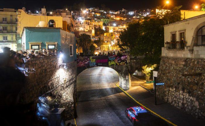 WRC – Le Rallye d'Argentine reporté