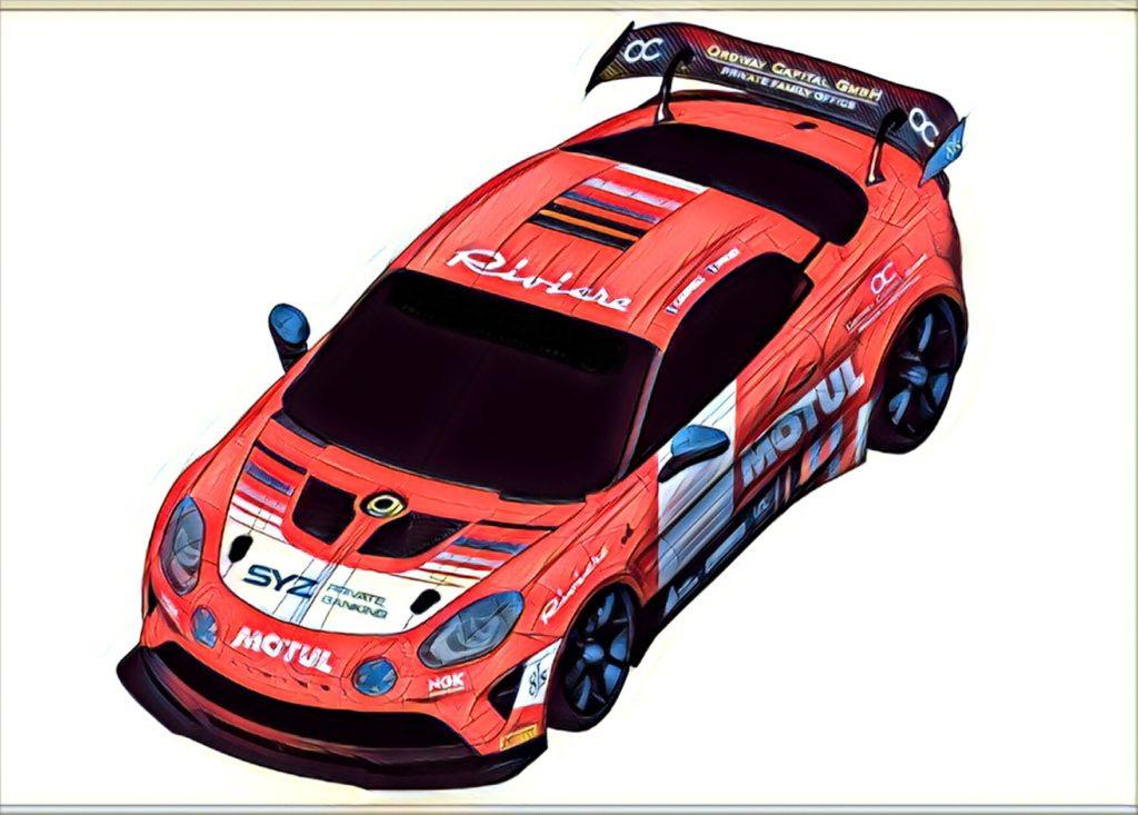 Nicolas Prost avec CMR en FFSA GT
