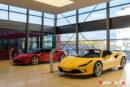 Découverte de la Ferrari F8 Spider
