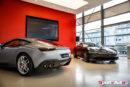 Rencontre avec la Ferrari Roma