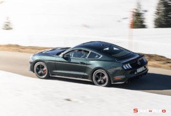 Essai – Ford Mustang BULLITT