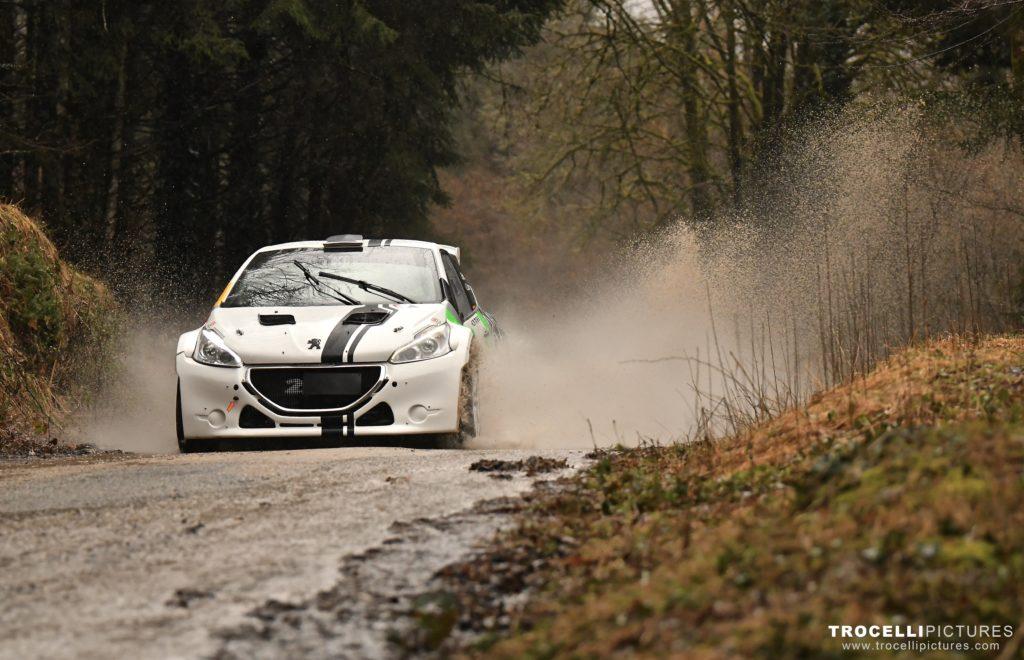 Rallye du Pays du Gier 2020 - Les Suisses vont débuter leur saison