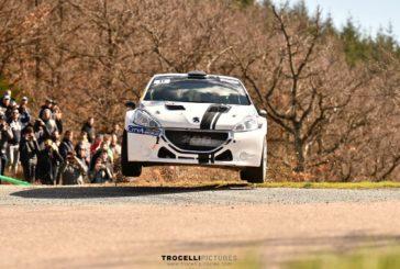 Rallye du Pays du Gier 2020 : une erreur prive Jonathan Scheidegger d'un éventuel podium