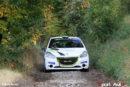 Julien Schopfer veut continuer sa progression avec la Peugeot 208 R2