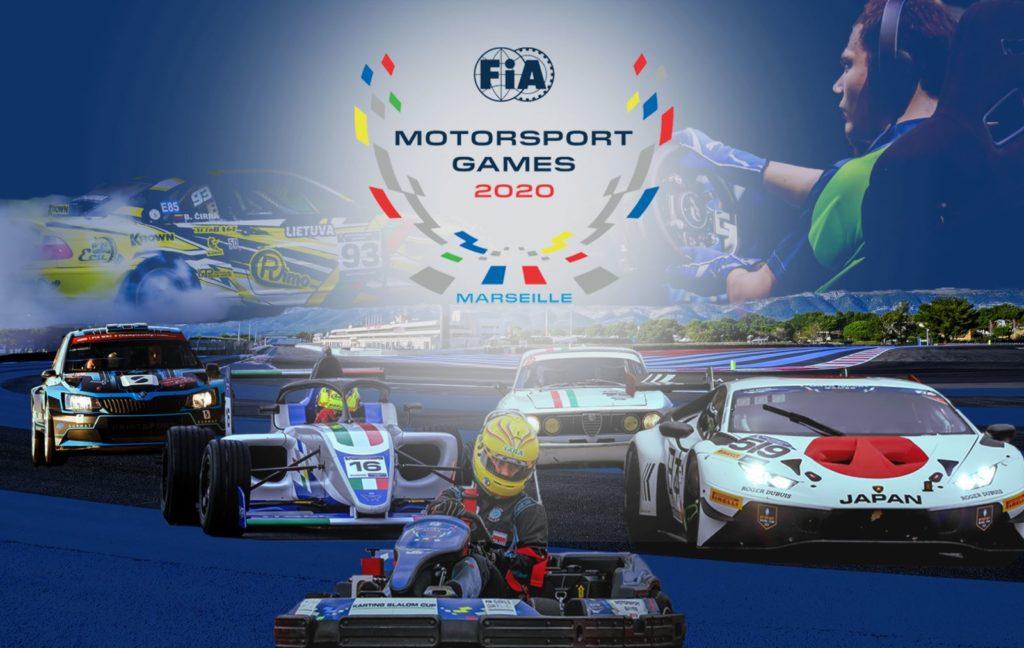 Les FIA Motorsport Games s'ouvrent au rallye