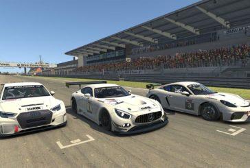 Nürburgring Langstrecken-Serie startet virtuell in die Saison