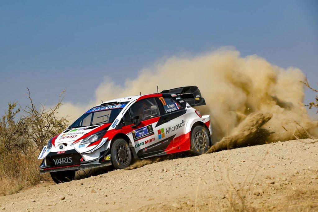 WRC - Le Safari Rally Kenya annulé
