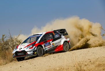 WRC – Ogier and the Toyota Yaris WRC lead the way in Mexico