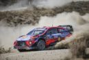 WRC – Hyundai Motorsport is fighting for a podium place at the end of Friday's running in Rally México