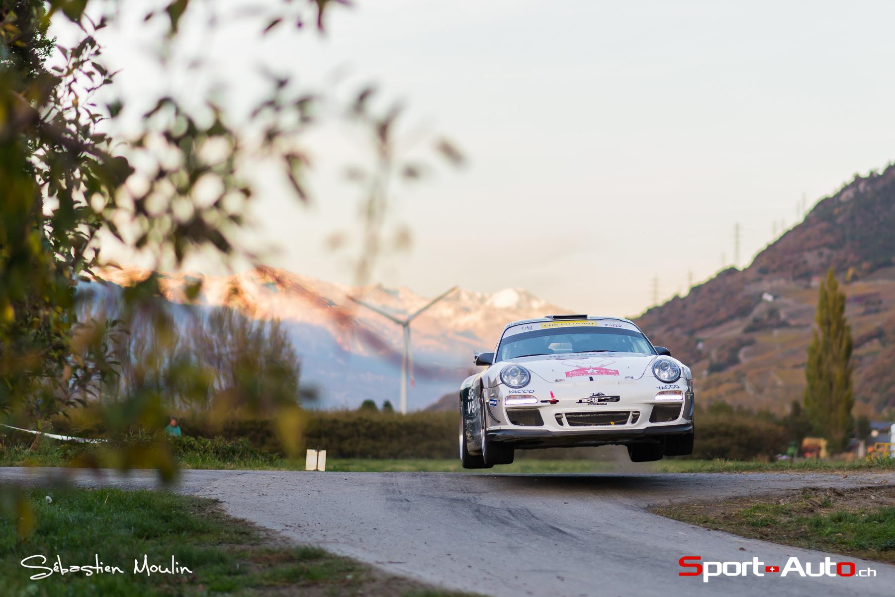 """Entretien avec Romain Dumas - """"Je compte bien revenir au Rallye International du Valais !"""""""