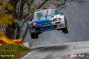 Qui a réalisé le plus beau saut au Rallye International du Valais?