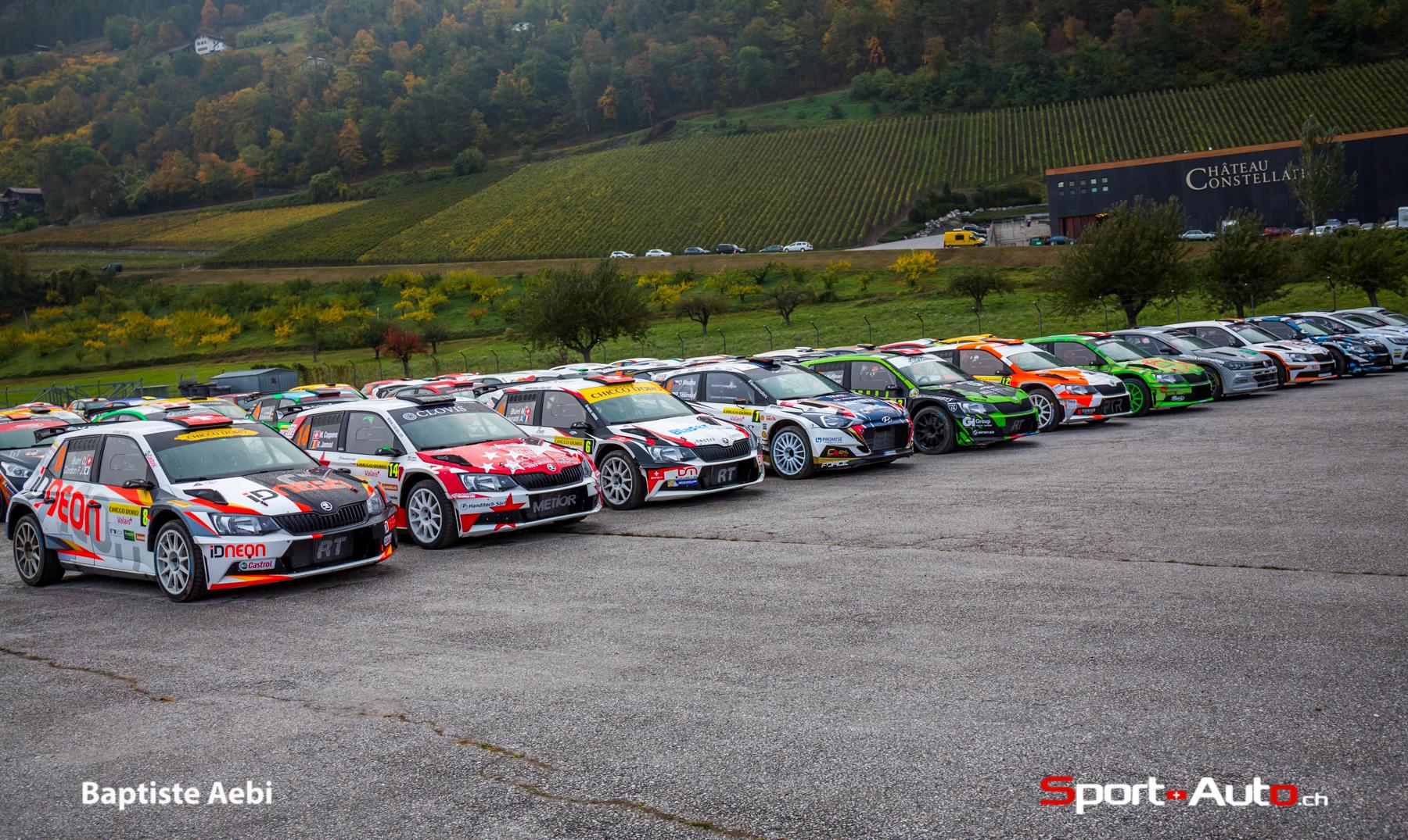Entretien avec Cédric Borboën : L'avenir du Rallye International du Valais