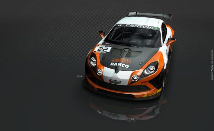 Philippe Giauque rejoint Morgan Moullin Traffort au volant de l'Alpine GT4 du Mirage Racing