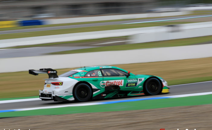 Audi realigns its commitment in motorsport