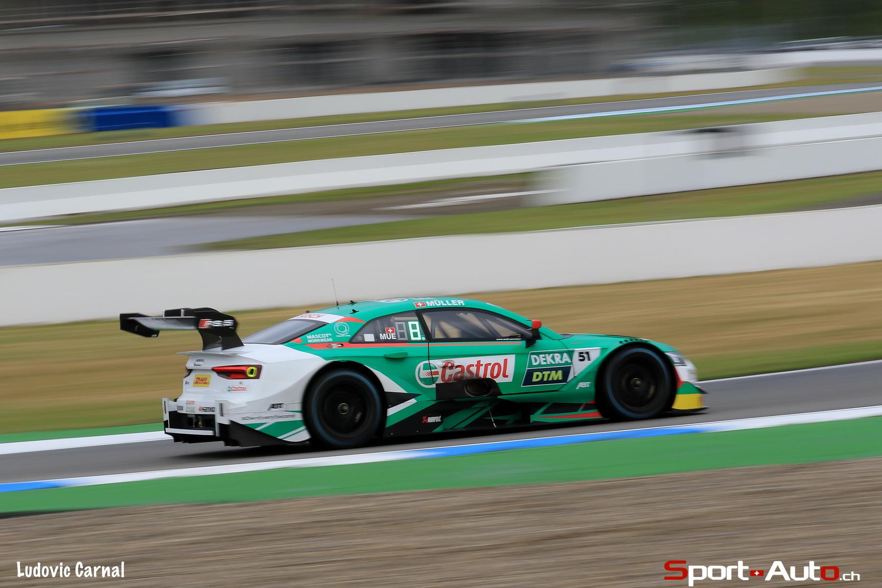 Audi Sport quitte le DTM à la fin de l'année