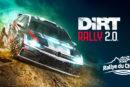 """Participez au Rallye du Chablais 2020 """"Dirt 2.0"""" !"""