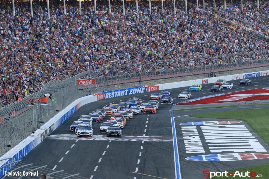 La Nascar relance la saison de Sport Automobile le week-end prochain